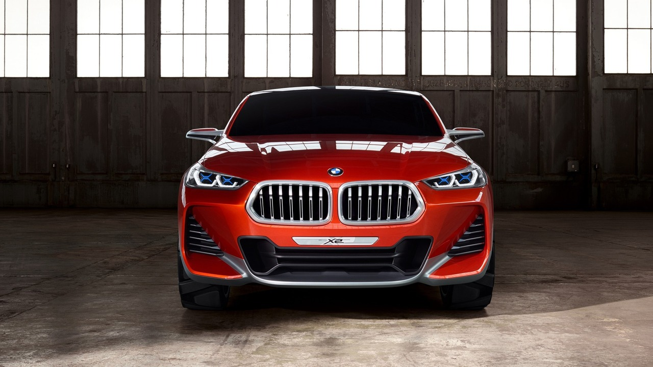 BMW X2 konsepti