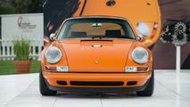 Porsche 964 Targa Reimagined by Singer