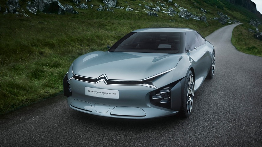 Un second concept car Citroën au Mondial de Paris
