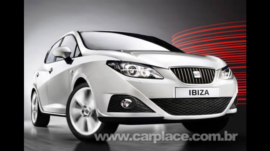 Novo Seat Ibiza 2009 - Primo do Novo Gol adianta traços do novo Geração 5