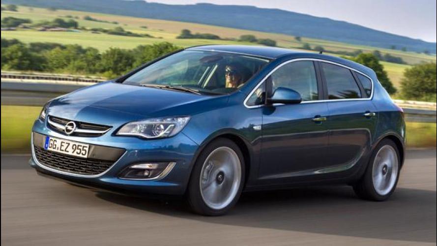 Opel Astra 1.6 CDTI 110 CV
