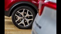 Kia Sportage, la prova del design