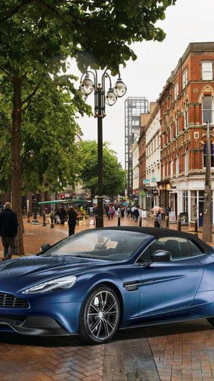2014 Aston Martin Vanquish Volante Neiman Marcus edition 09.10.2013
