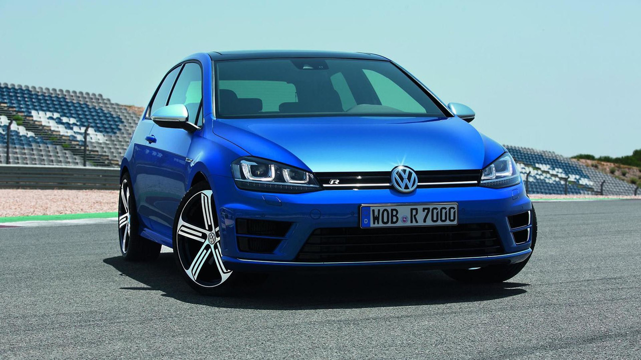 2014 Volkswagen Golf R 20.08.2013