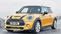 2014 MINI leaked official photo 18.11.2013