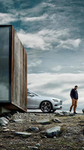 Volvo Concept XC Coupe teaser