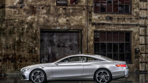 Mercedes-Benz S-Class Coupe production model will be 'very close' to concept