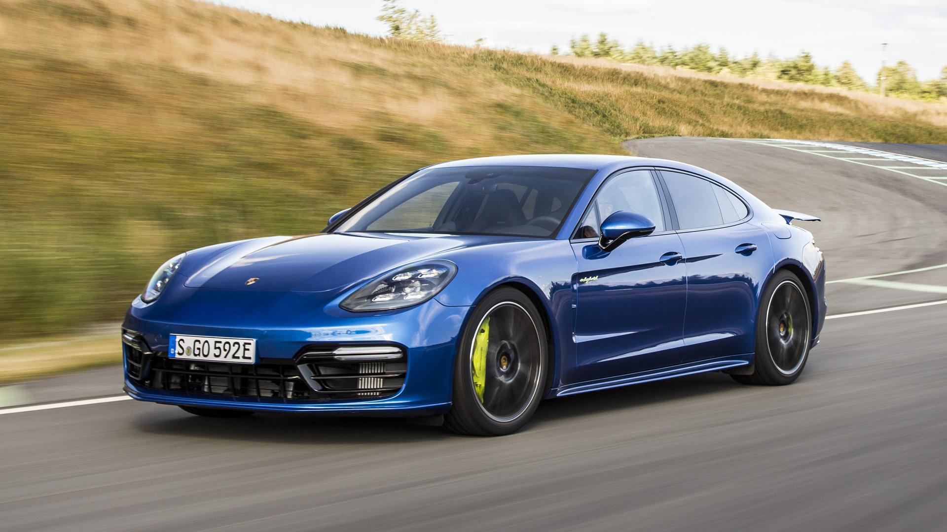 2017 porsche panamera turbo s 2017 2018 best car reviews 2017 2018 - 2018 Porsche Panamera Turbo S E Hybrid Review The Future Is Awesome Product 2017 08 02 16 00 02