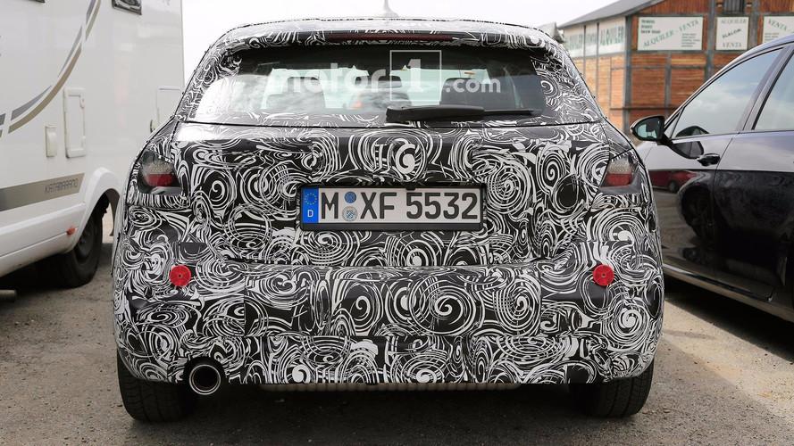 BMW Serie 1 2018, fotos espía