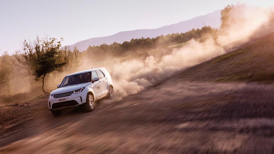Viaja a Namibia o al desierto de Utah con Land Rover