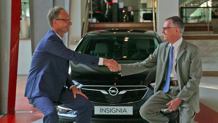 PSA finalise le rachat des marques Opel et Vauxhall à General Motors