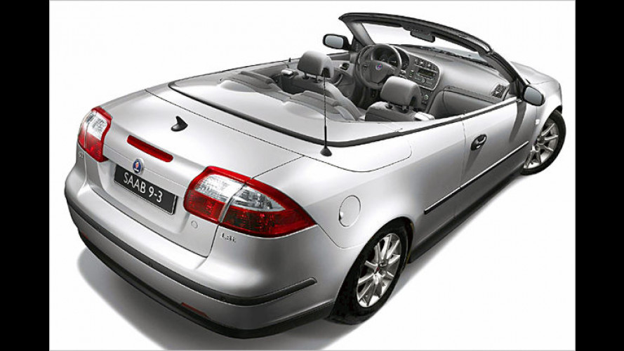 Saab 9-3: Editionsmodelle Salomon bis zu 2.000 Euro billiger