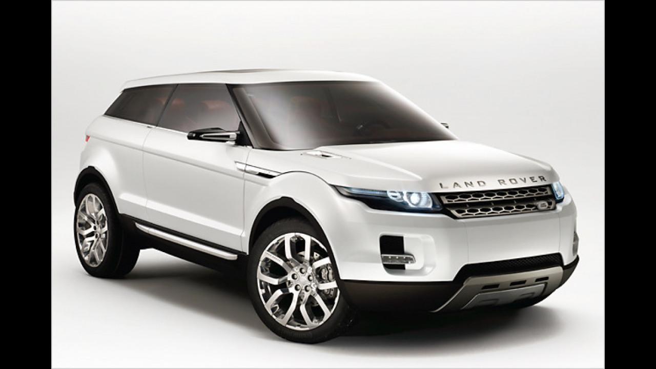 Studie Land Rover LRX