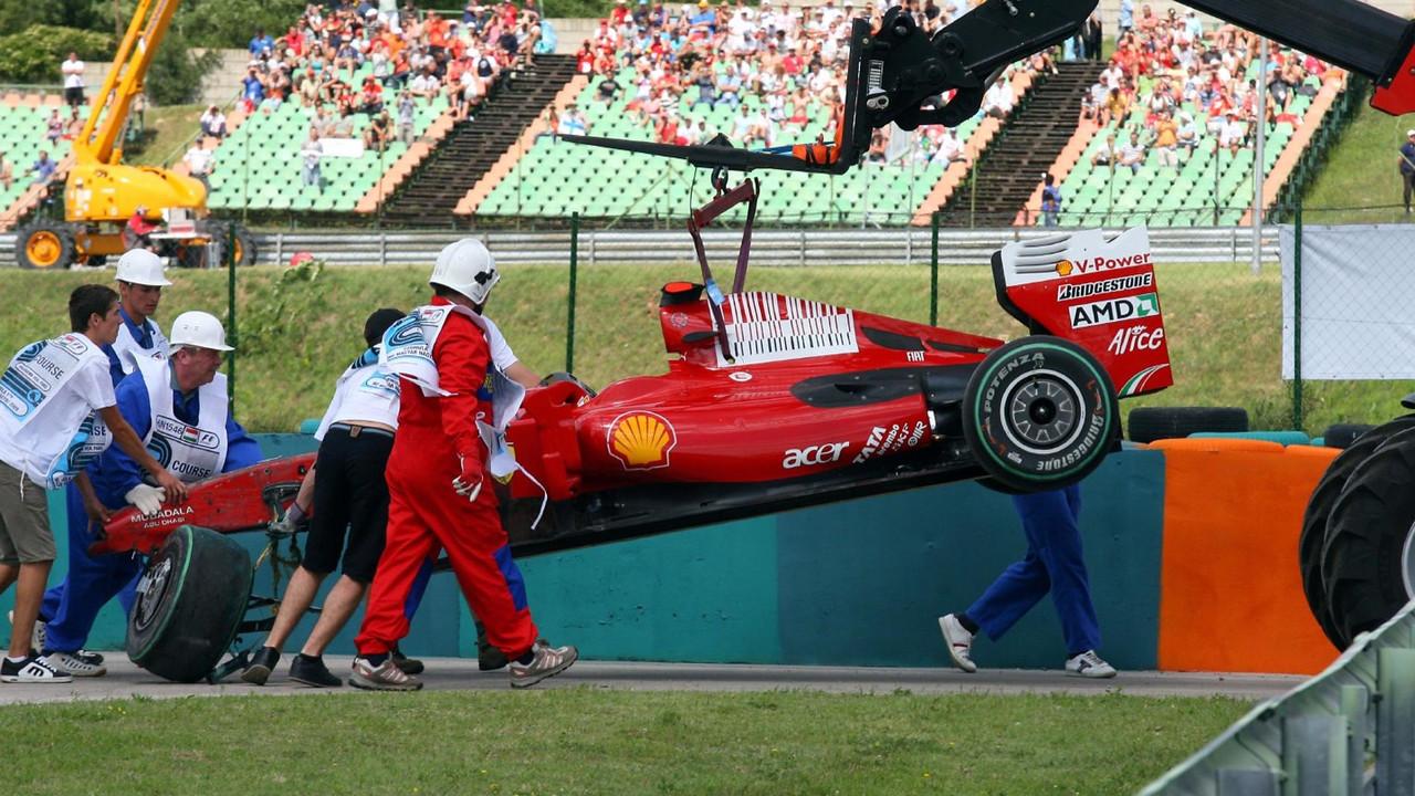 Massa Hongrie 2009