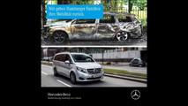 Mercedes-Benz G20 summit van offer