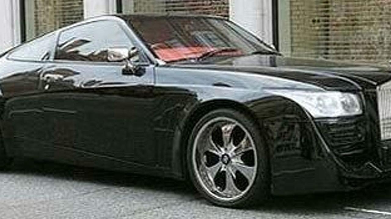 Rolls Royce Coupe