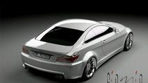 BMW M6 and Giom concept