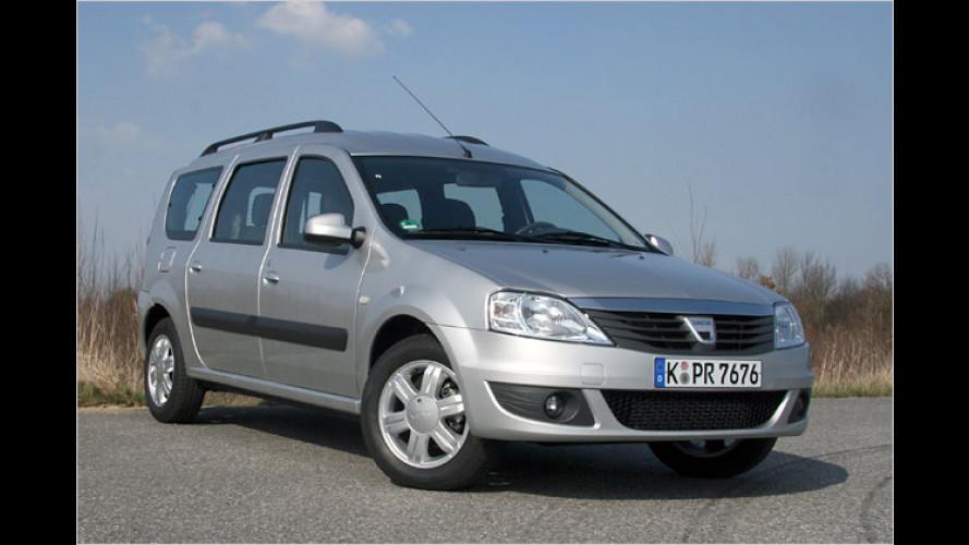 Dacia Logan MCV 1.5 dCi im Test: Der wahre Volks-Kombi?