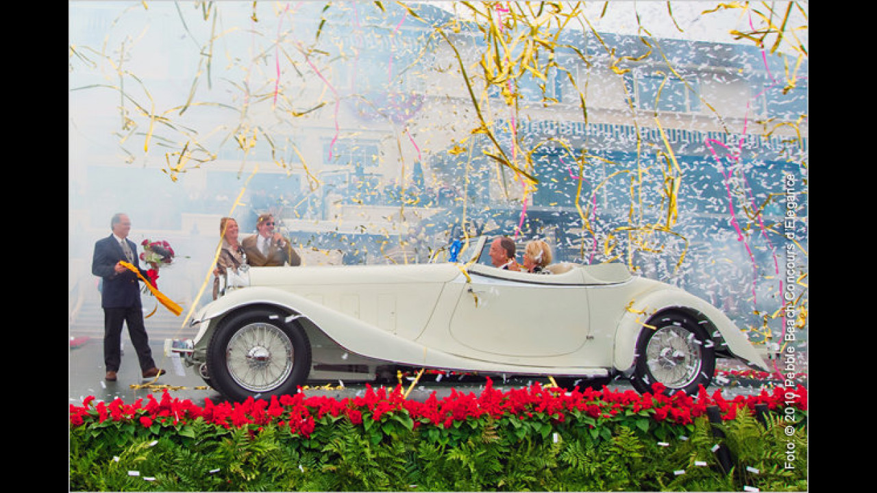 Delage D8S De Villars Roadster (1933)