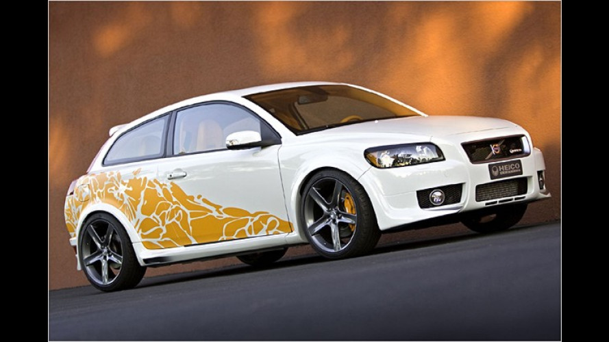 Heico Sportiv entwickelt Rennwagen auf Basis des C30 T5
