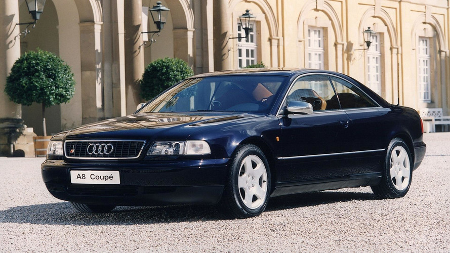 1997 Audi A8 Coupe - What Might Have Been