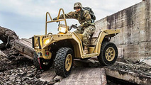 Polaris Sportsman WV850 H.O. with airless tires 19.11.2013
