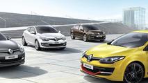 2014 Renault Megane lineup 06.09.2013