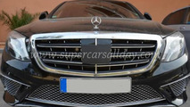 Mercedes-Benz S65 AMG Maybach spied [video]