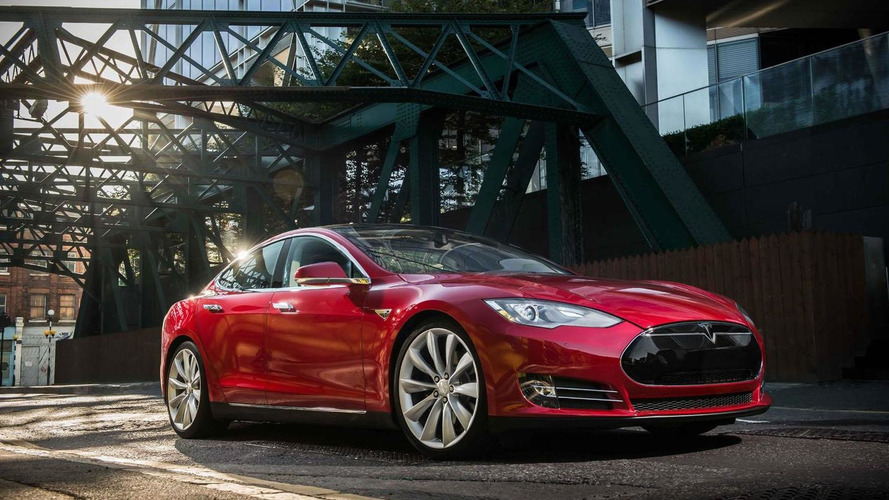 Tesla Model S facelift coming as soon as next week