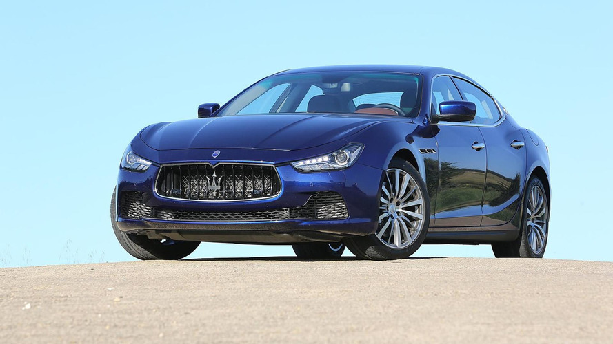 2014 Maserati Ghibli pricing announced (US)