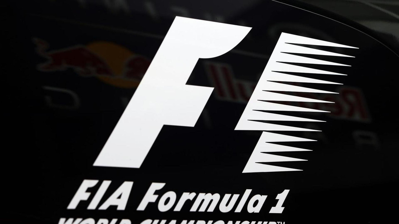 F1 Logo 05.07.2013 German Grand Prix,