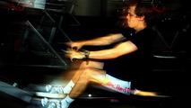 Sebastian Vettel training 29.05.2008