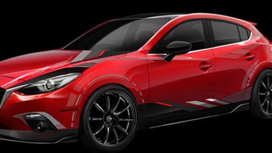 Mazda reveals their Tokyo Auto Salon lineup