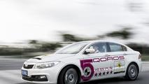 Qoros 3 Sedan é modelo mais seguro testado em 2013 pelo Euro NCAP