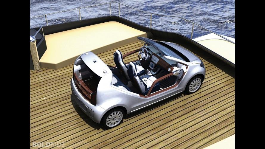 Volkswagen Up! Azzurra Sailing Team Concept