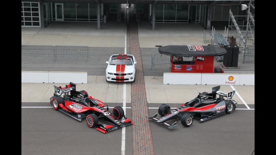 Dallara presenta la IndyCar 2012