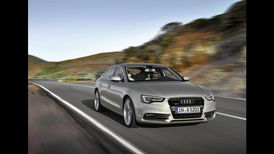 Audi A5, il restyling la esalta