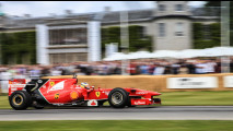 Ferrari al Goodwood Festival of Speed 2014