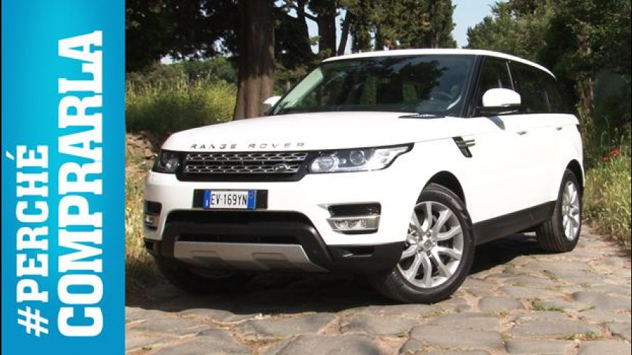 Range Rover Sport, perché comprarla... e perché no [VIDEO]