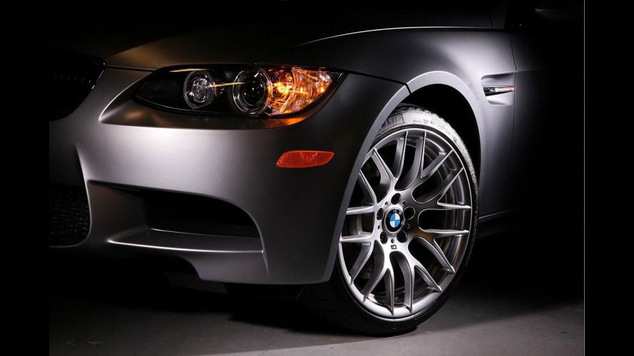 Una BMW M3 speciale per gli USA