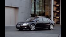 Volkswagen Phaeton model year 2009