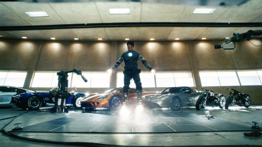 Audi R8 e Iron Man: è un trionfo