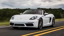10. Porsche 718 Cayman / Boxster: 2.0L turbo H4, 300 beygir