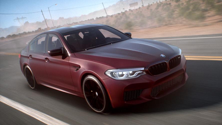 Nuova BMW M5, debutto