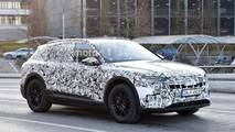 Audi E-Tron Spy Photo