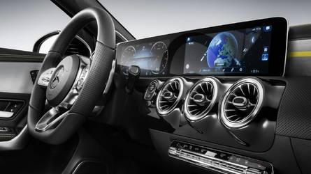 Mercedes To Debut New Infotainment System For Compact Cars At CES