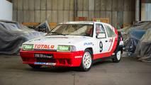 1990 Citroen BX GTI Course Production Espagne