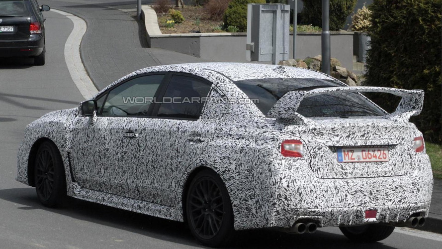 Subaru WRX confirmed for early 2014 launch - report