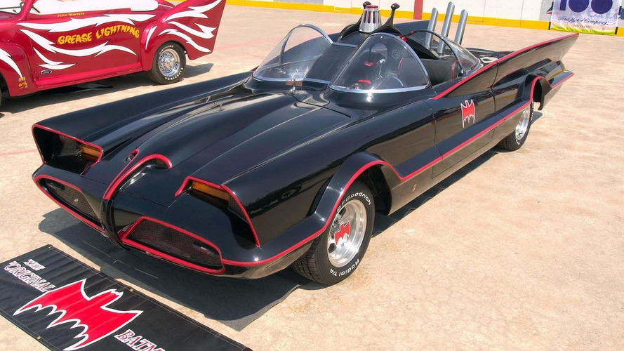 Original 1966 Batmobile sold at Barrett-Jackson for 4.62M USD [video]