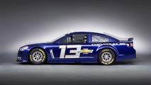 2013 NASCAR Chevrolet SS Race Car 29.11.2012